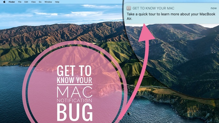 get to know your mac notification bug