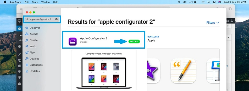 how to install apple configurator 2