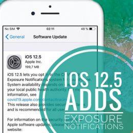 iOS 12.5 Update