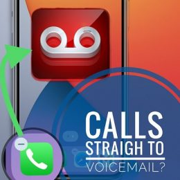 iPhone calls going straight to voicemail in iOS 14