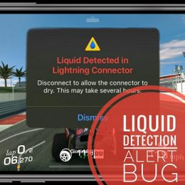 iOS 14 Liquid Detected In Lightning Connector bug