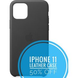 iphone 11 pro apple leather case sale