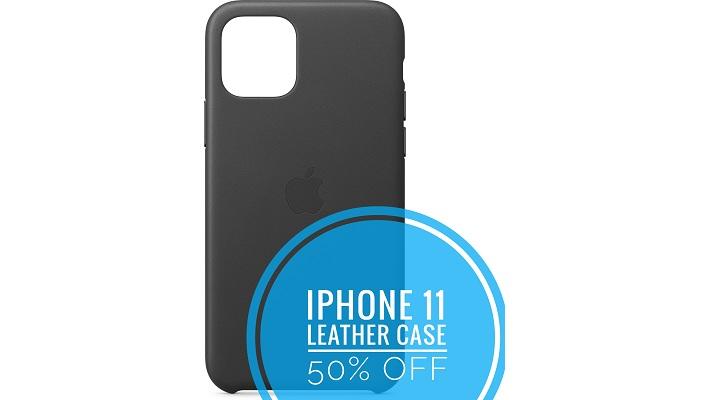 iphone 11 pro apple leather case sale