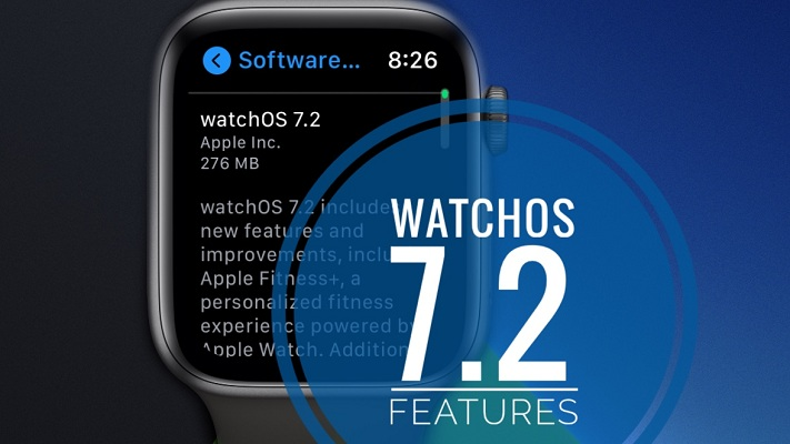 watchOS 7.2 update