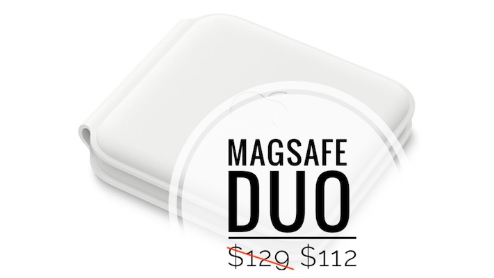 MagSafe Duo Charger deal