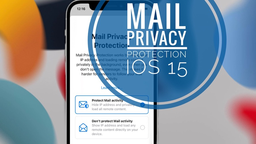 Mail Privacy Protection for iPhone