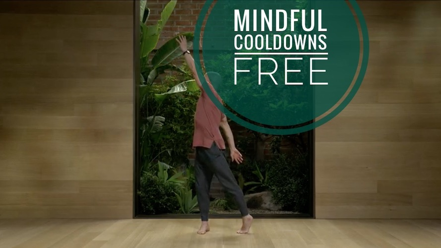 Mindful Cooldowns Apple Fitness+ Free
