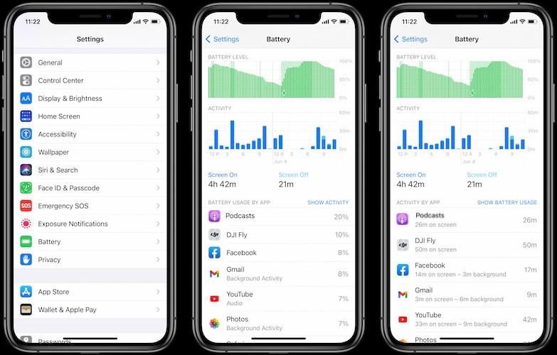 Podcasts an iOS 14.6 battery draining app