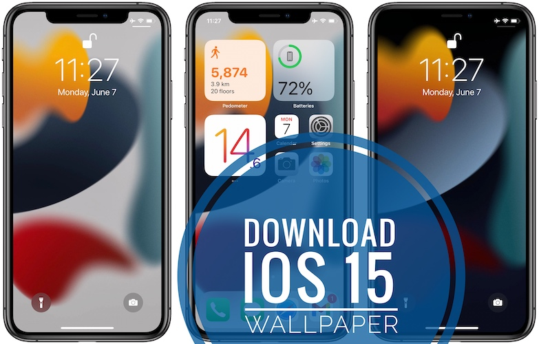 download ios 15 wallpaper
