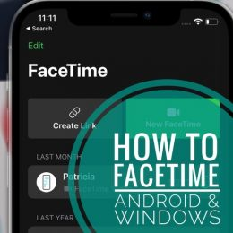 how to FaceTime With Android