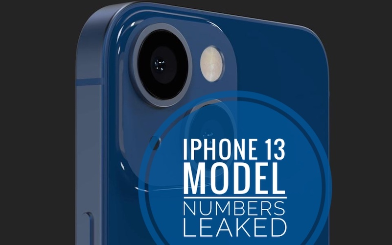 iPhone 13 Model Numbers