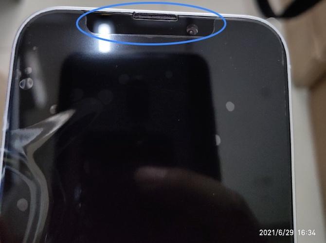 iphone 13 smaller notch dummy