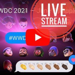 wwdc21 keynote live stream