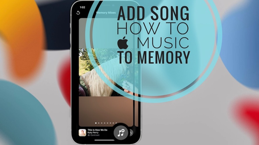 how to add song to memory