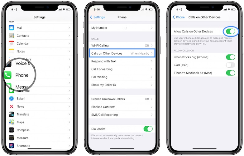how to fix iphone dropping calls