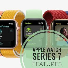 Apple Watch Series 7 features
