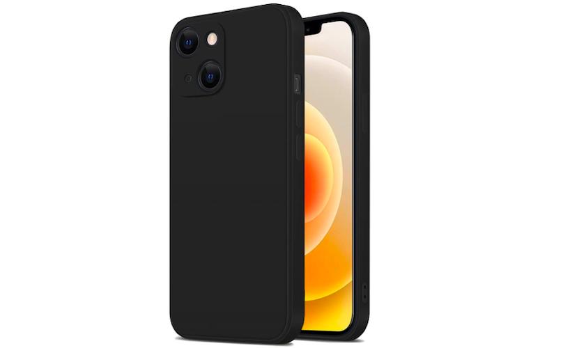 doris boutique iPhone 13 silicone case