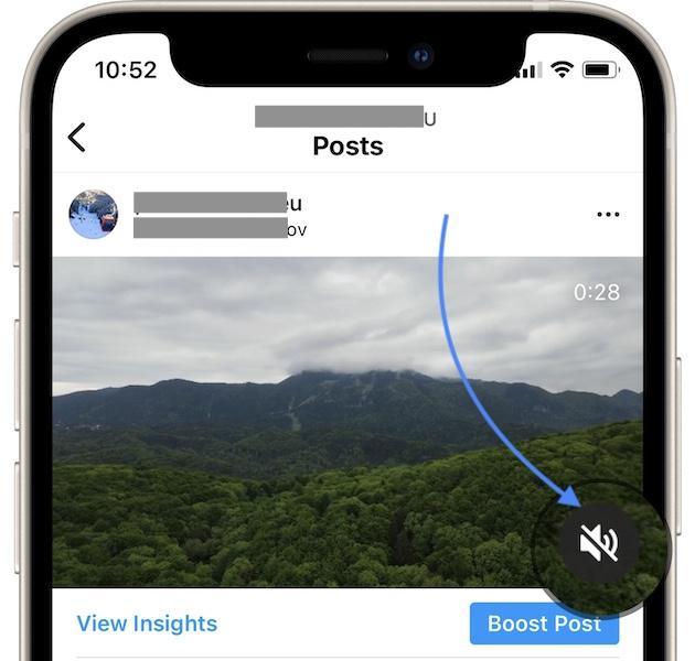 how to unmute Instagram stories