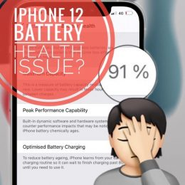 iPhone 12 Battery Health dropping fast