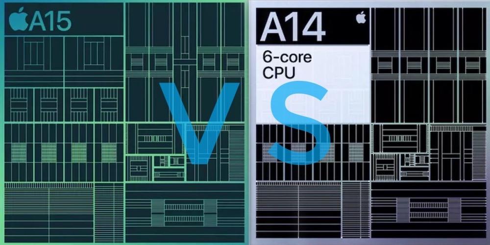 iPhone 13 Pro vs iPhone 12 Pro performance comparison