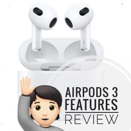 AirPods 3 review