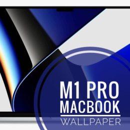 MacBook Pro M1 wallpaper