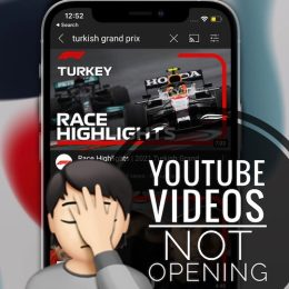 YouTube Videos not opening in iOS 15