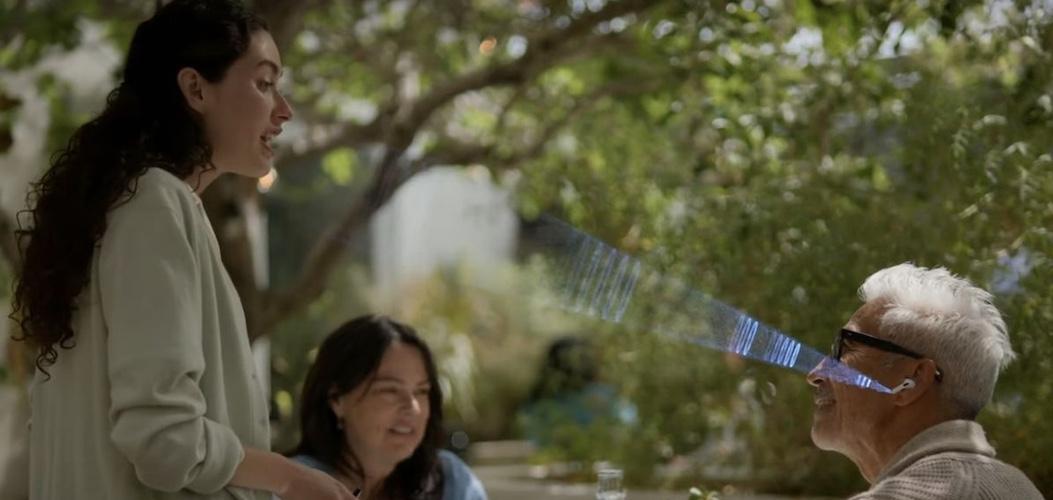 airpods pro conversation boost technique
