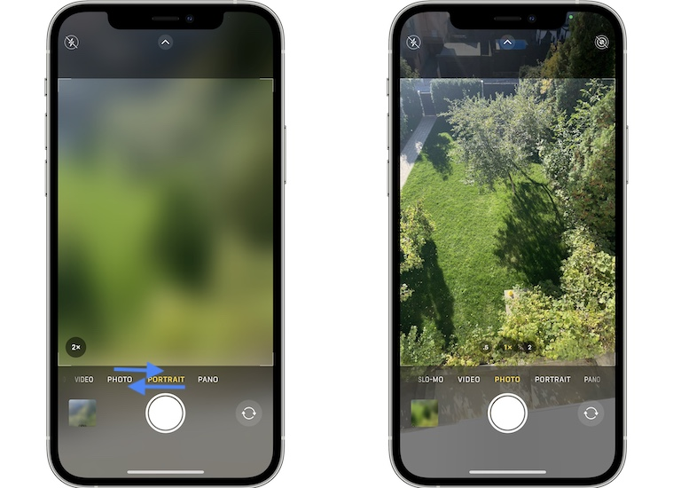 how to fix iPhone camera fuzzy